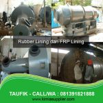 Rubber Lining & FRP Lining